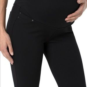 NWOT LIVERPOOL MATERNITY BLACK Pants size 8 $89
